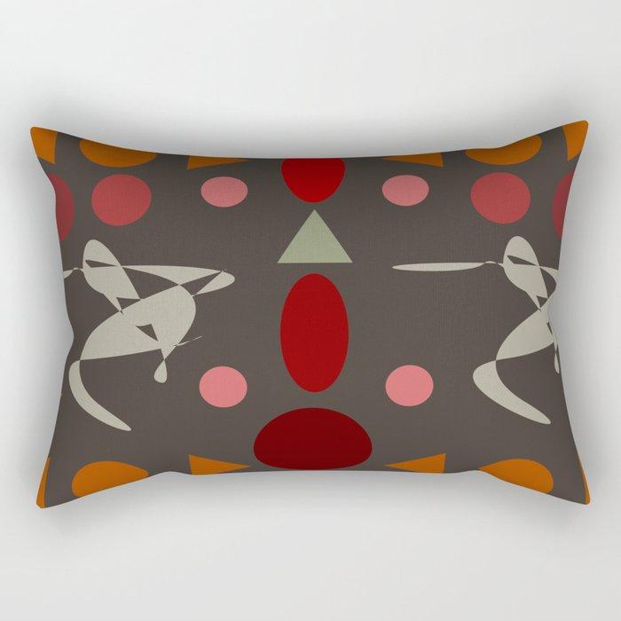 zappwaits dance Rectangular Pillow
