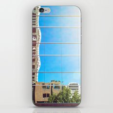 on reflection: bright. iPhone & iPod Skin