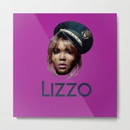 Lizzo Metal Print