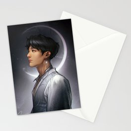 Lunar Jungkook Stationery Cards