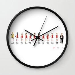 Ajax - All-time squad Wall Clock