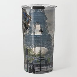 manège parisienne Travel Mug