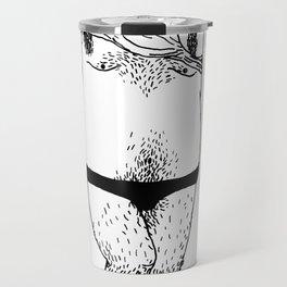 Undressing Series / Benjamin Travel Mug