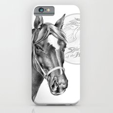 Barney the Hunter: Spirit of the Horse Slim Case iPhone 6s
