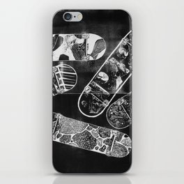 Constructive Use of Time iPhone Skin