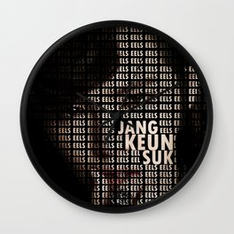 JKS and Eels Wall Clock