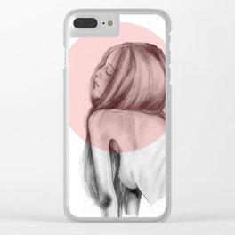 LAD Clear iPhone Case