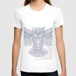 Ethnic Owl T-shirt
