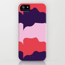 game of colors iPhone Case