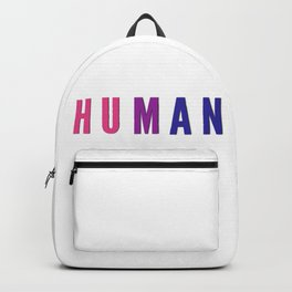 Bisexuals Exist! Backpack