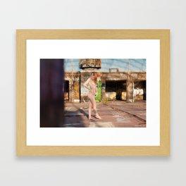 201108021087 Framed Art Print