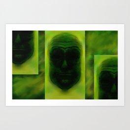 headz Art Print