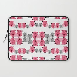 Pigs Laptop Sleeve
