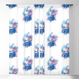 30 Seconds to Mars Blackout Curtain