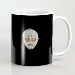 Hockey Goalie Mask Coffee Mug