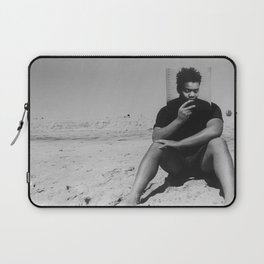 Beach Day with Chapman Laptop Sleeve