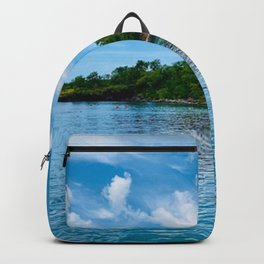 St. Lucia Bay Backpack