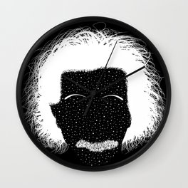 Father of everything Wall Clock