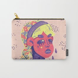 Angry medusa Carry-All Pouch
