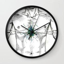 Fu Fu Wall Clock