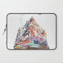 Base Camp - Himalayan Mountain Tent Village Laptop Sleeve