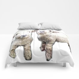 Two sheep bywhacky Comforters