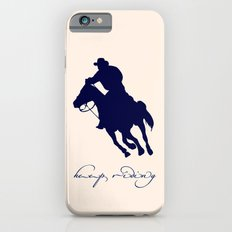 Cowboy Outlaw iPhone 6s Slim Case