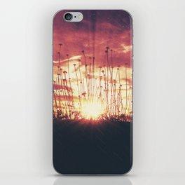 Arise and Shine iPhone Skin