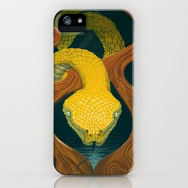Serpent iPhone Case