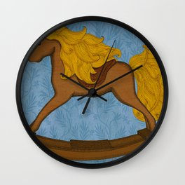 Peta approved racehorse Wall Clock
