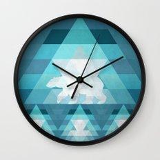 Polar Wall Clock