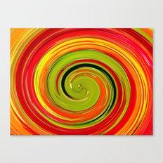 espiral Canvas Print