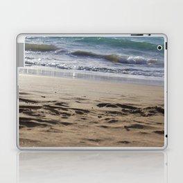 Beachside Waves Laptop & iPad Skin