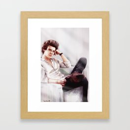 """ Prince CHarming "" Framed Art Print"
