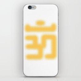 Aum iPhone Skin