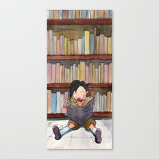 Quiet Time Canvas Print