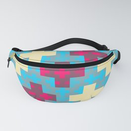 Crazy Cross III Fanny Pack