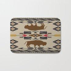 American Native Pattern No. 5 Bath Mat