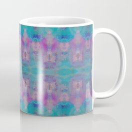 Watercolour Tribal Pink Coffee Mug