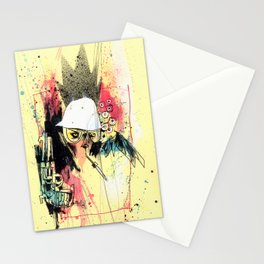 Pure Gonzo Stationery Cards