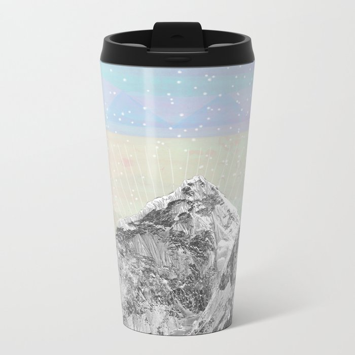 Mountain Sprites Metal Travel Mug