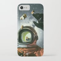 portal iPhone & iPod Cases featuring Portal by Peter Campbell