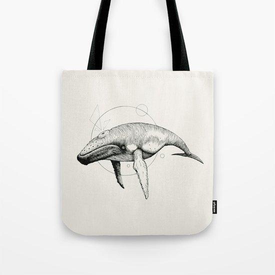 'Wildlife Analysis VII' Tote Bag