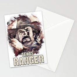 Chuck - The LEGEND Stationery Cards