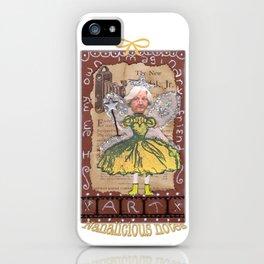Nanalicious iPhone Case