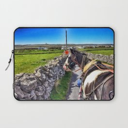 Carriage with a Tinker Pony Laptop Sleeve