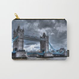 Tower Bridge #3 Carry-All Pouch