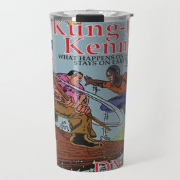 Kung Fu Kenny Comic Book #1 DNA Travel Mug