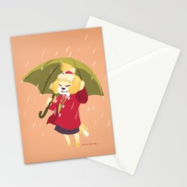 Autumn Rain Isabelle Stationery Cards