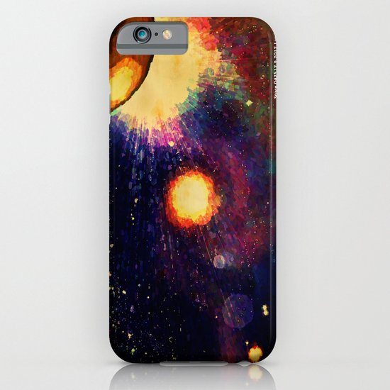 SPACE 04-25-12 iPhone & iPod Case